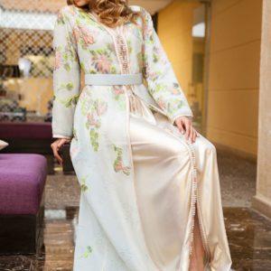 Haute Couture Du Caftan Marocain